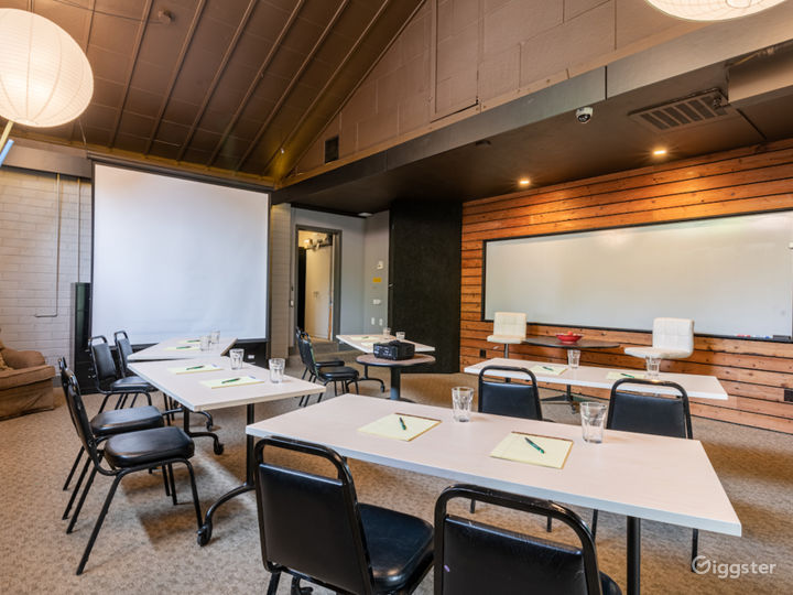 Event Space in the Santa Cruz Mountains  Photo 3