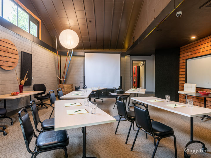 Event Space in the Santa Cruz Mountains  Photo 4