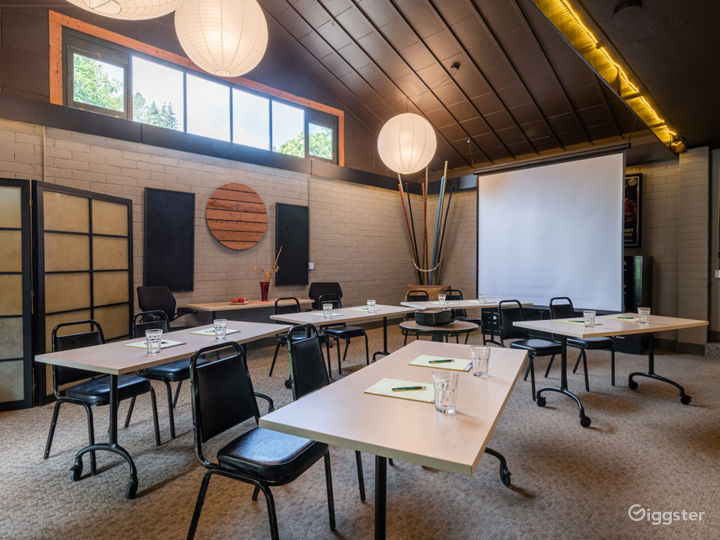 Event Space in the Santa Cruz Mountains  Photo 5