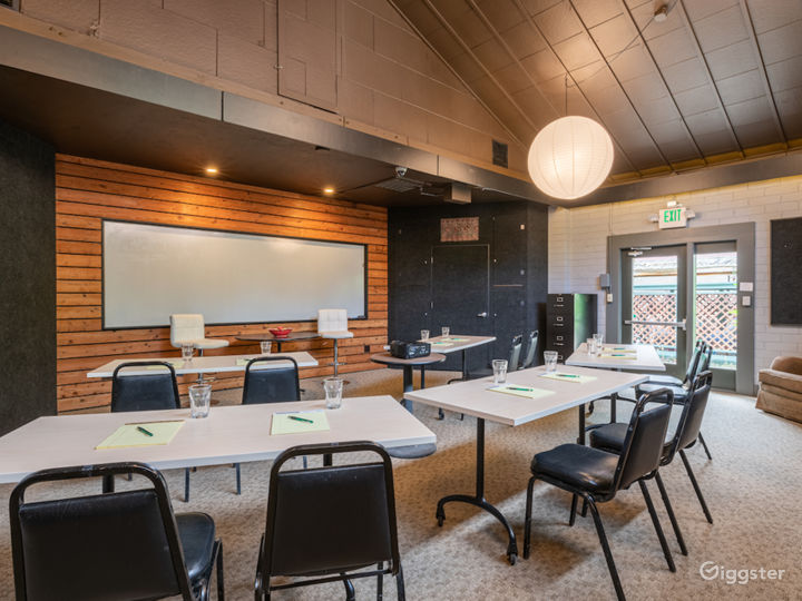 Event Space in the Santa Cruz Mountains  Photo 2