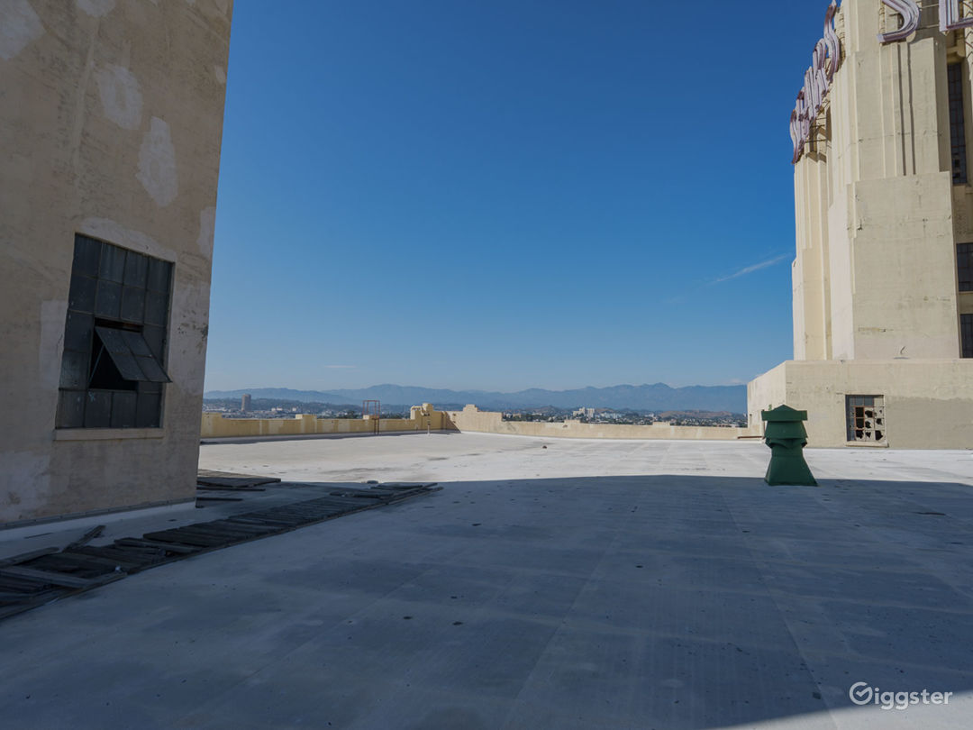 Raw Rooftop with Gorgeous View Photo 2