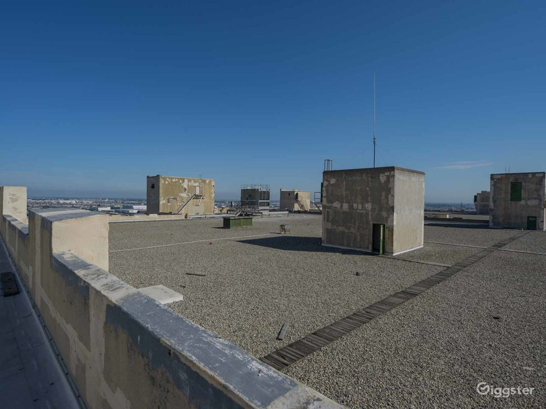 Raw Rooftop with Gorgeous View Photo 1