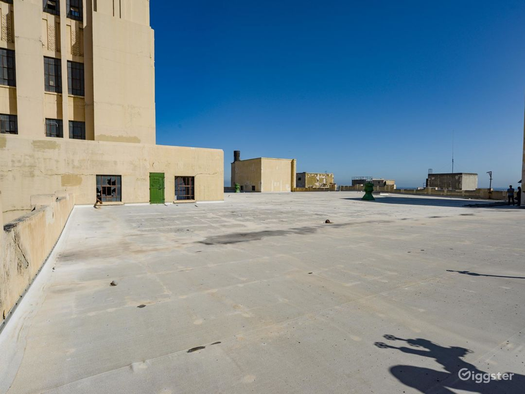Raw Rooftop with Gorgeous View Photo 5