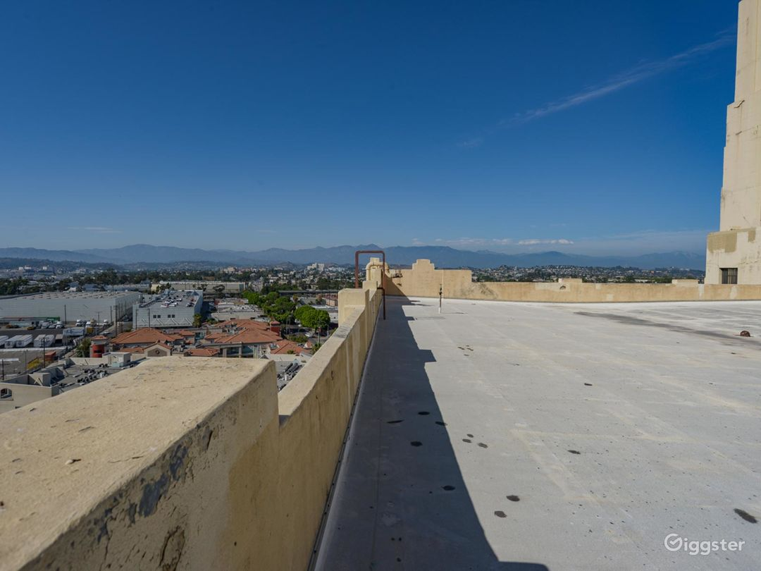 Raw Rooftop with Gorgeous View Photo 4