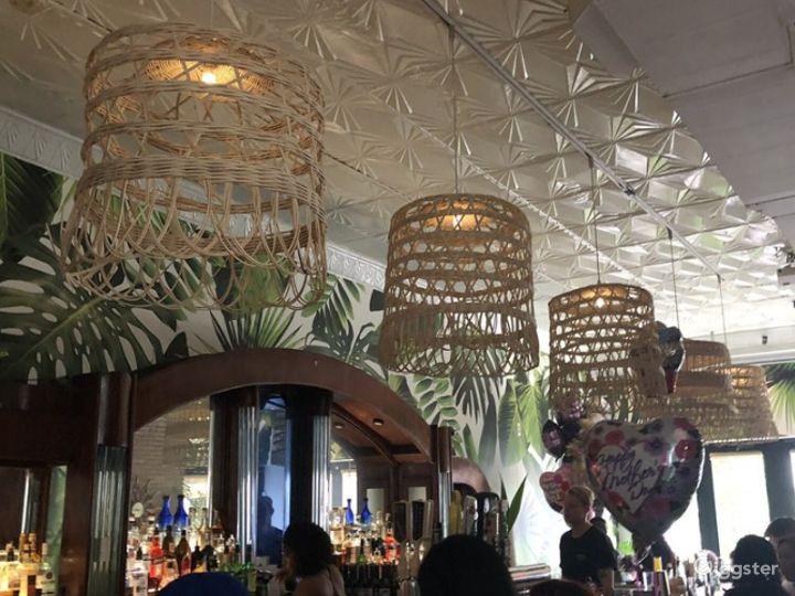 Caribbean Inspired Cocktail Bar Area Photo 3