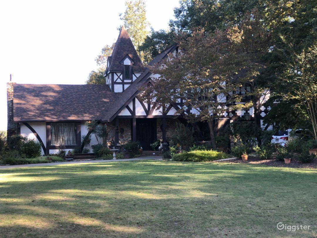 Tudor Front View