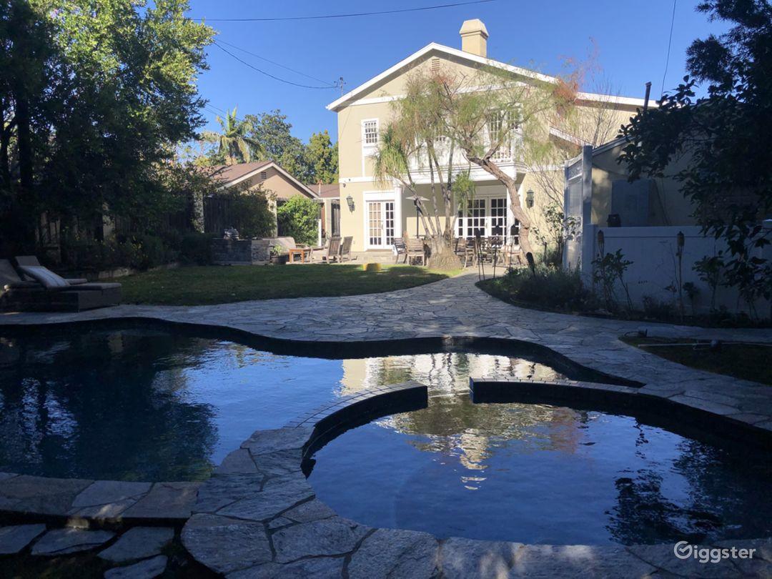 All American/Traditional Family House Sherman Oaks Photo 1