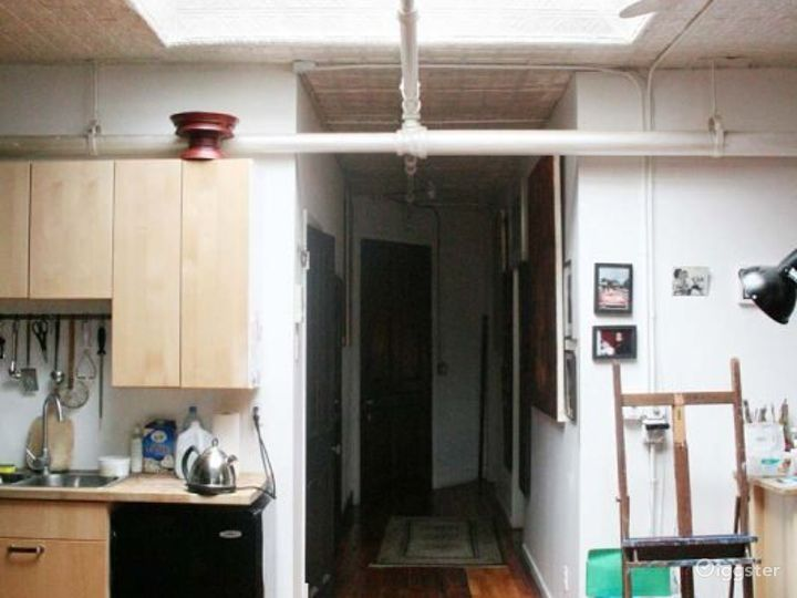 Soho apartment with rooftop: Location 3108 Photo 5