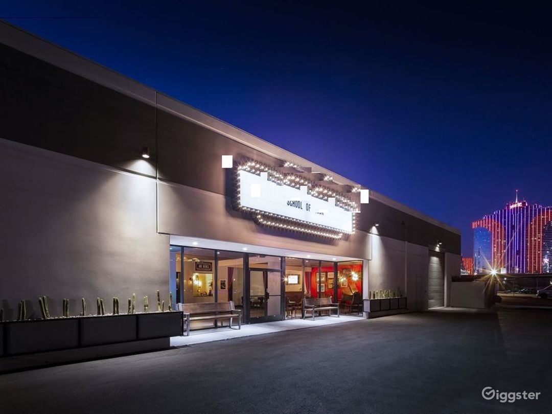 State of the Art Event Complex in Las Vegas - Buyout Photo 1