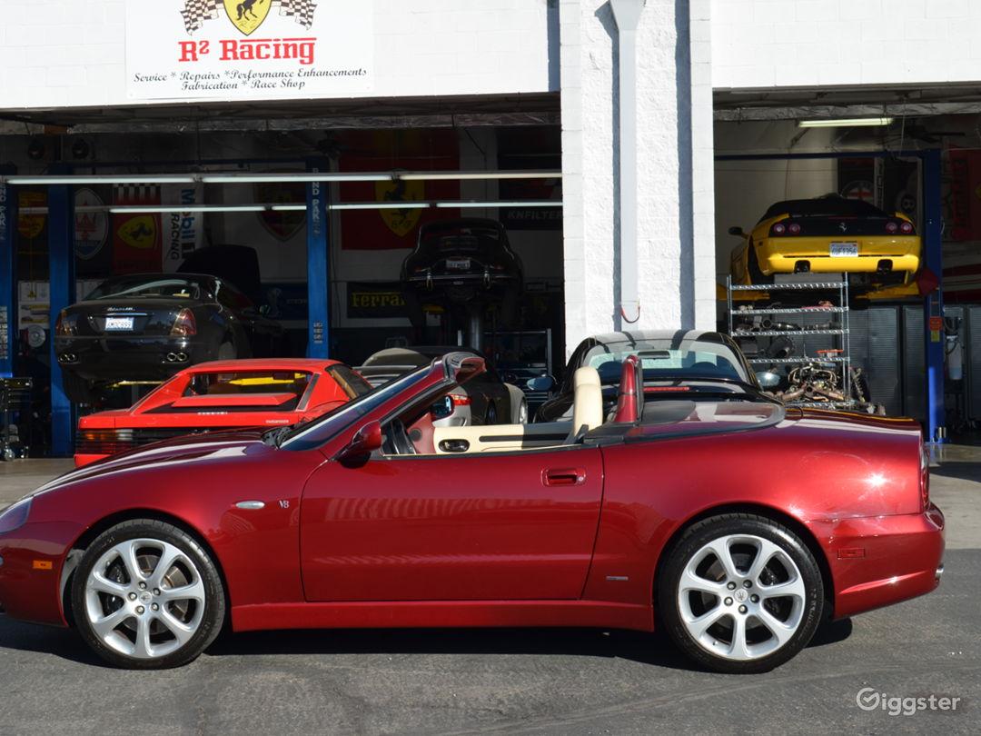 Exotic car repair shop, Ferrari, Porsche, and more Photo 2
