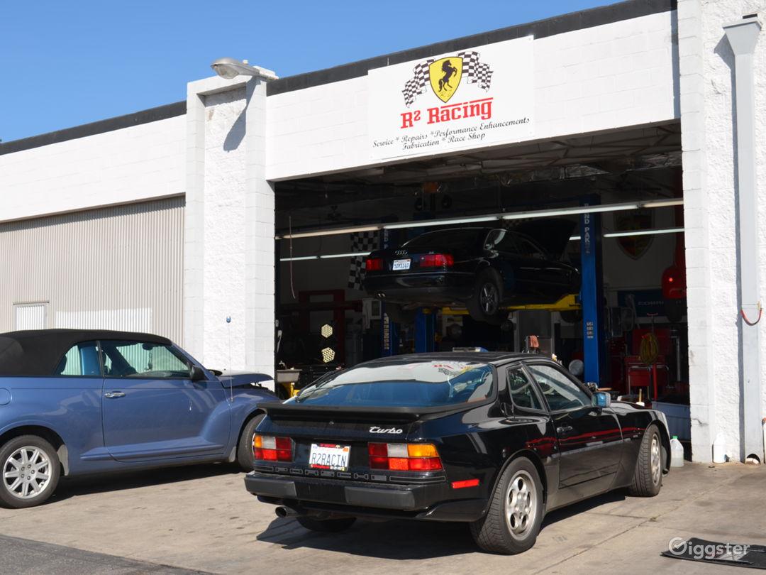Exotic car repair shop, Ferrari, Porsche, and more Photo 3