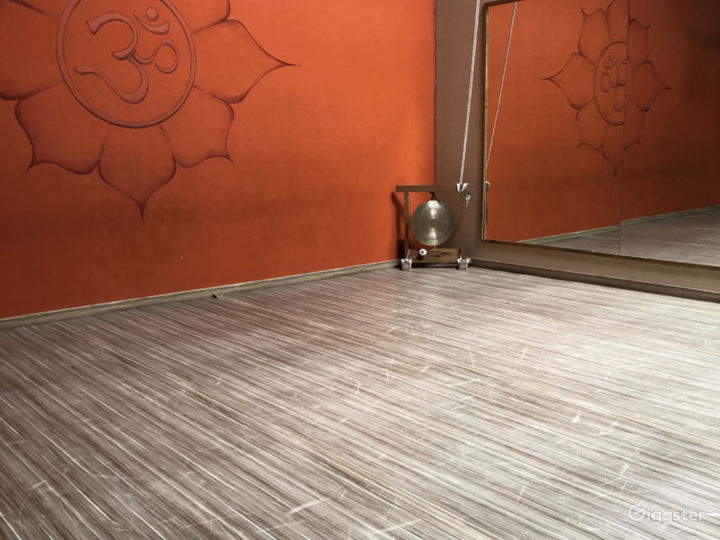 dance and yoga studio