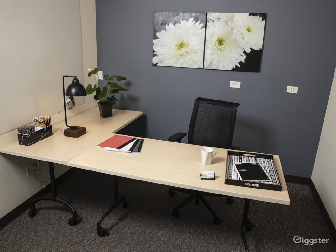 Small 2-3 person office