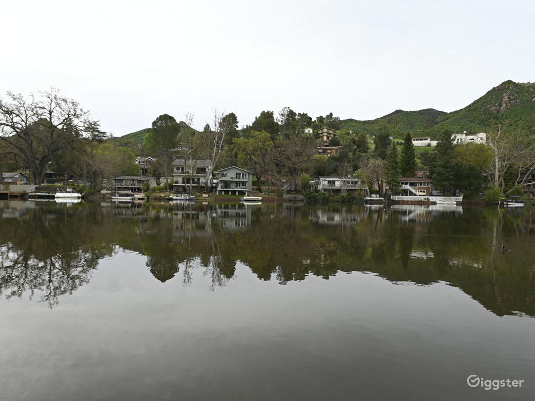 Malibu Lake House Photo 4