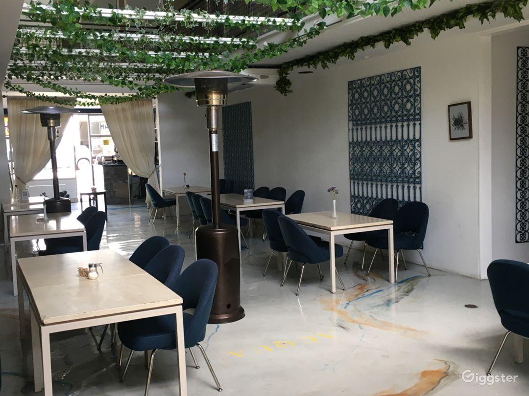 Hookah lounge/Restaurant Santa Monica Photo 1