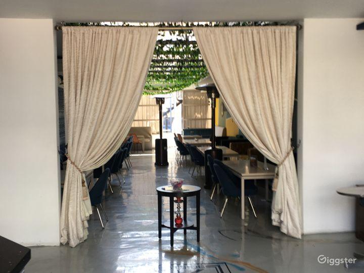 Hookah lounge/Restaurant Santa Monica Photo 3
