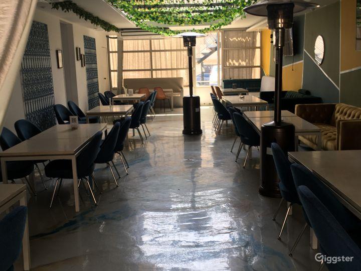 Hookah lounge/Restaurant Santa Monica Photo 2