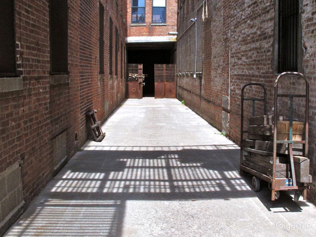 Courtyard/Drive