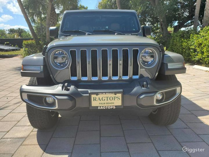 A Must have 2019 Jeep Wrangler Unlimited Sahara  Photo 2