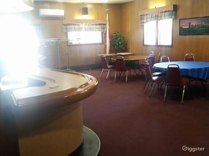 Small Banquet Room at the PACA Photo 2