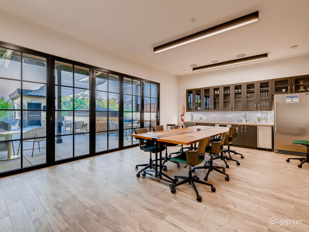 North Park (Indoor Rooftop Conference Room) Photo 1
