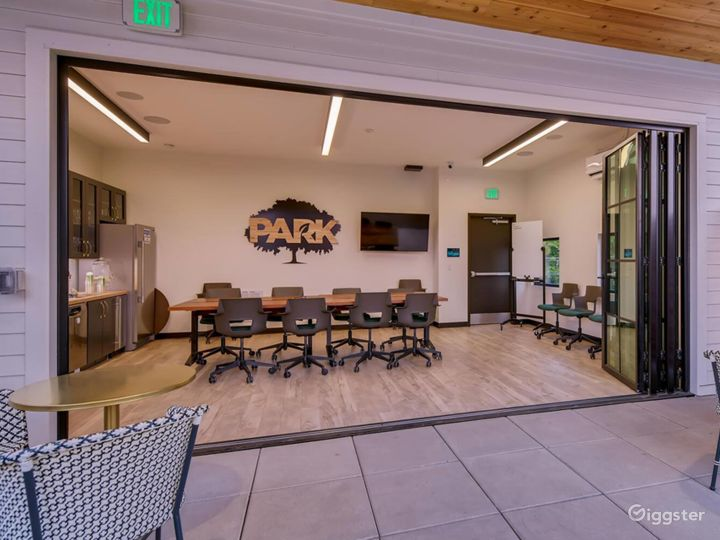 North Park (Indoor Rooftop Conference Room) Photo 3