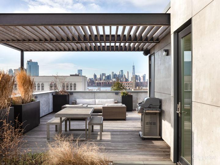 3K sqft Penthouse Duplex & Rooftop Skyline Views Photo 4