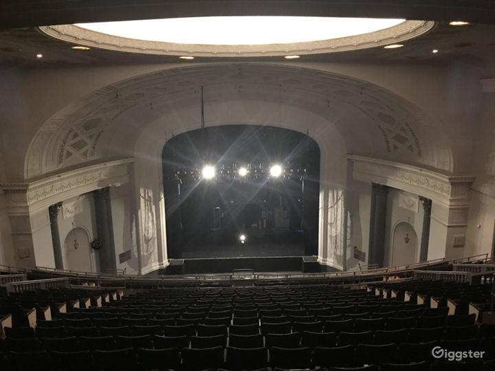 Iconic 1920s Theater Photo 3