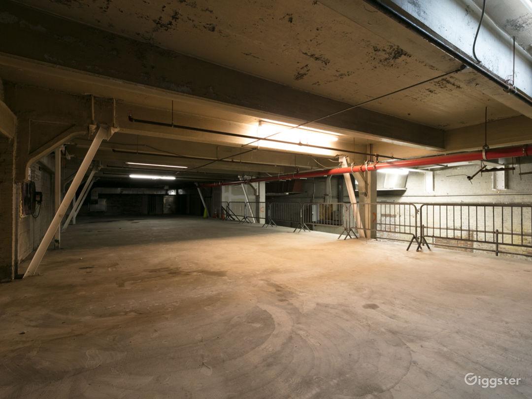 3-Story Empty Warehouse along NYC Viaduct Photo 3