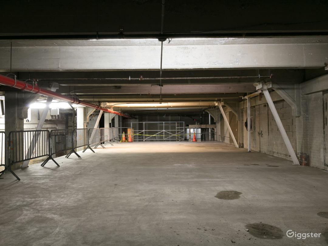 3-Story Empty Warehouse along NYC Viaduct Photo 2