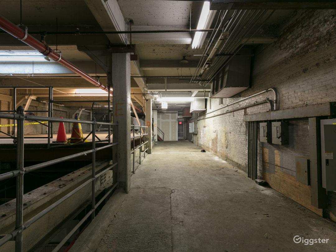 3-Story Empty Warehouse along NYC Viaduct Photo 5