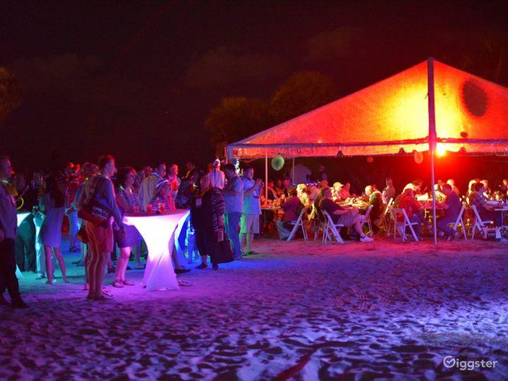 Beautiful Beach Venue in Florida Photo 2