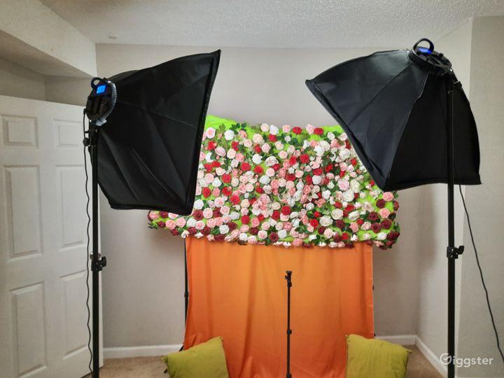 Photo Room (Blank)