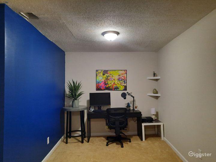 Work & Record Studio Space