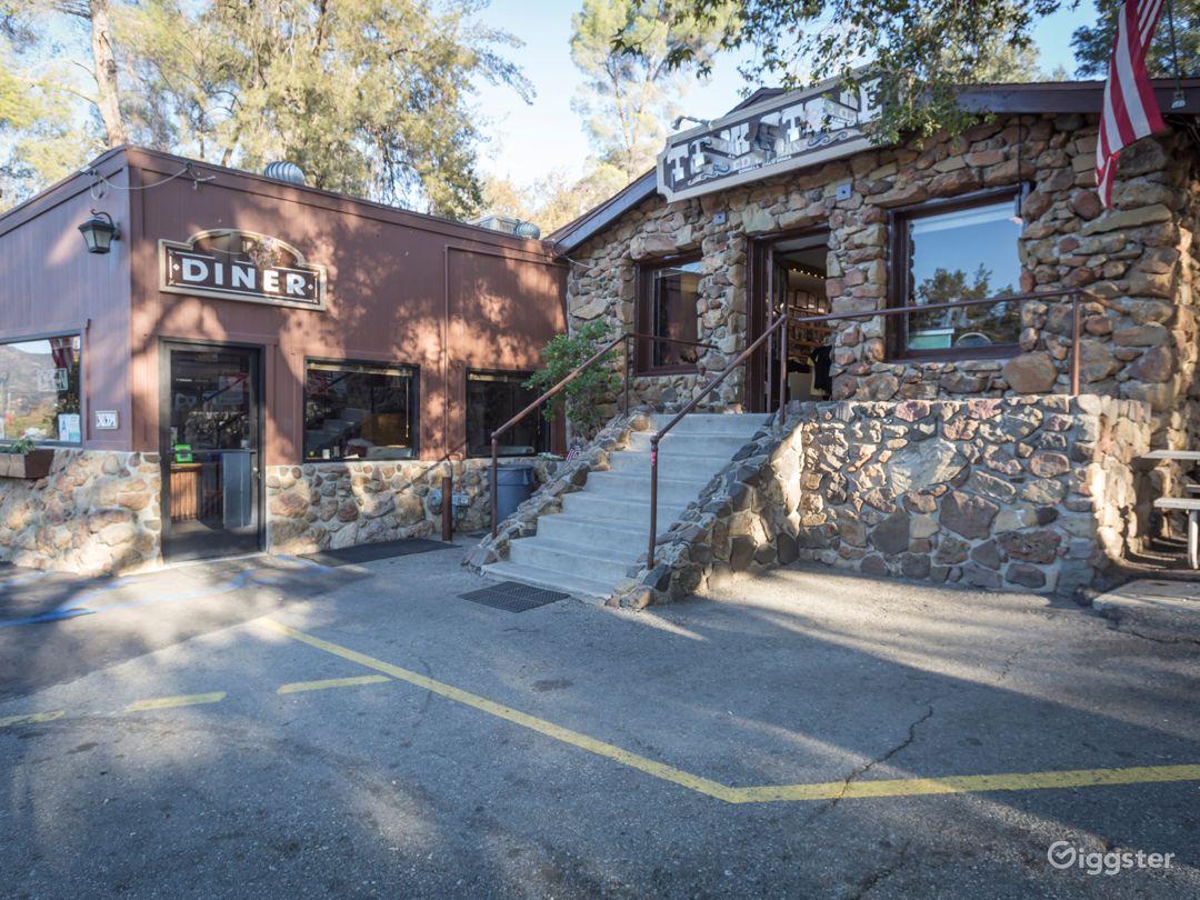 Rustic Biker Cafe Photo 3