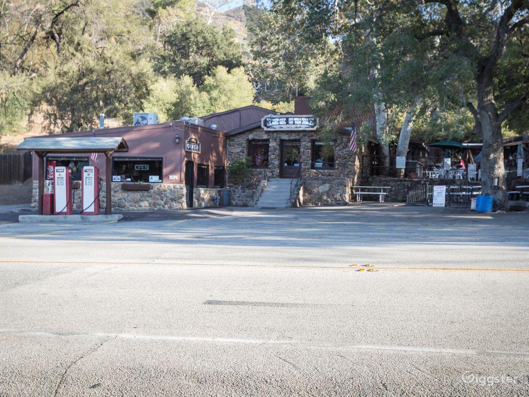 Rustic Biker Cafe Photo 2
