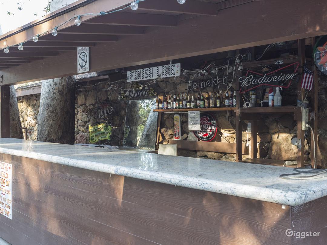 Rustic Biker Cafe Photo 5
