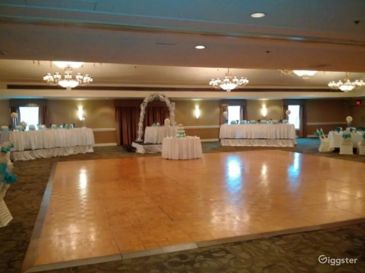 Conventional Event Hall B in Westland Photo 4