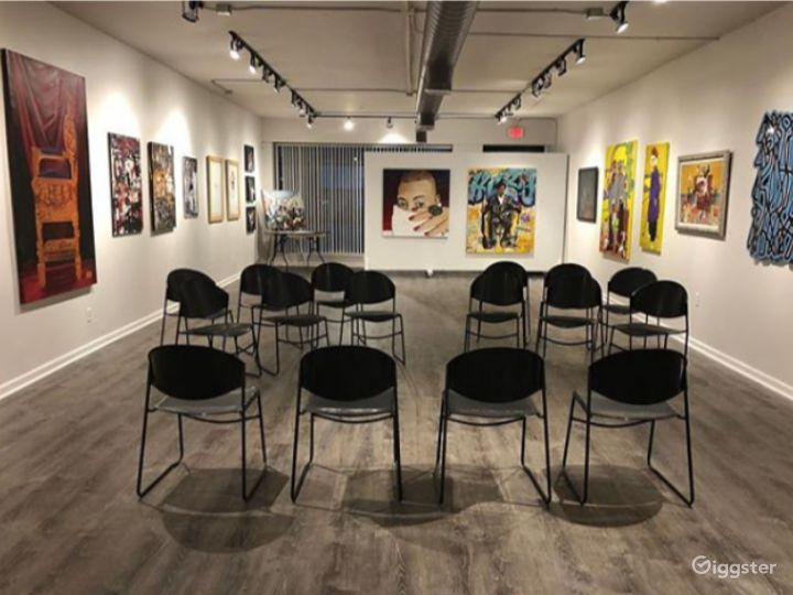 Spacious and Bright Gallery in Detroit Photo 3