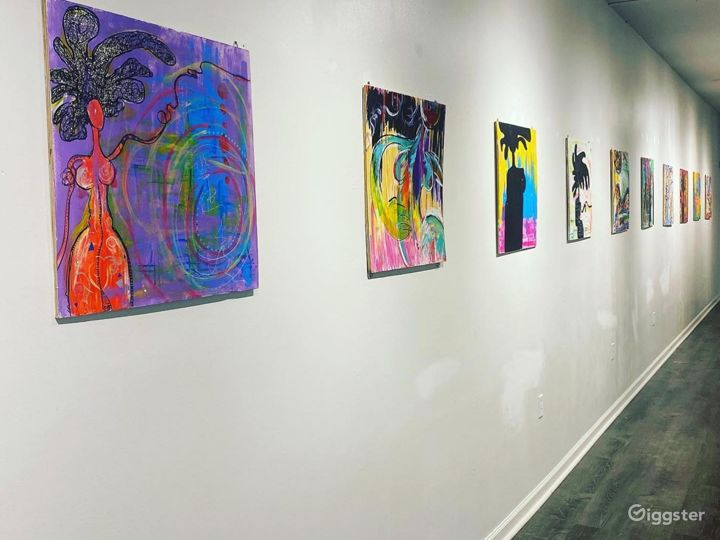 Spacious and Bright Gallery in Detroit Photo 4