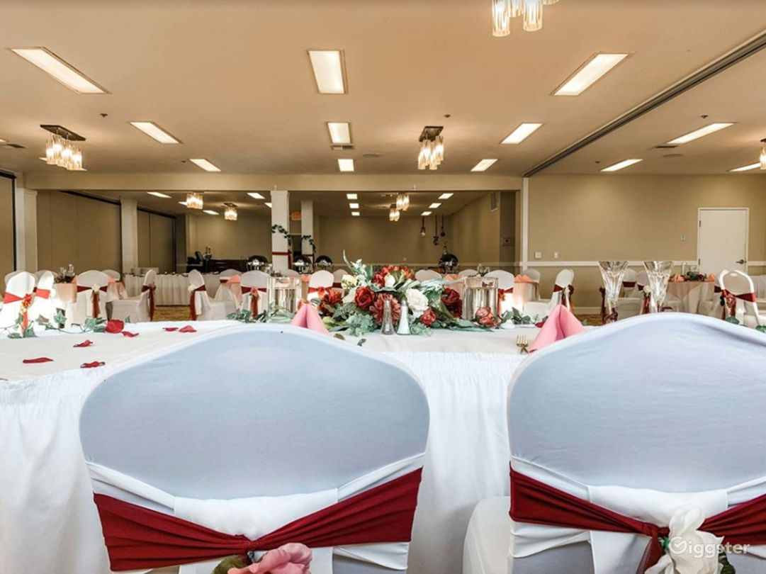 Airy Hotel Ballroom in Lincoln Photo 1