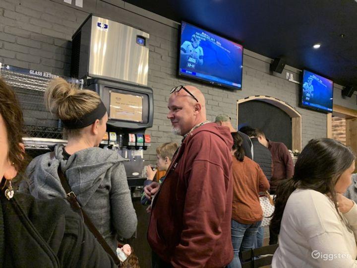 Welcoming and Atmospheric Beer Hall in Cincinnati Photo 4