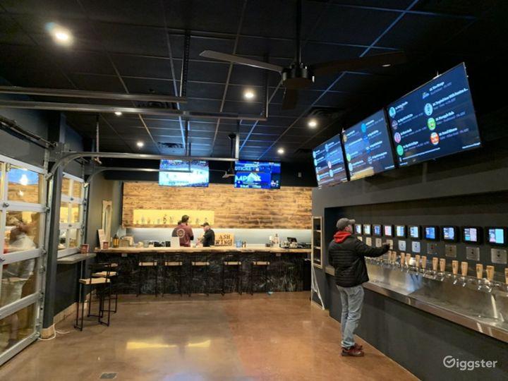 Welcoming and Atmospheric Beer Hall in Cincinnati Photo 3
