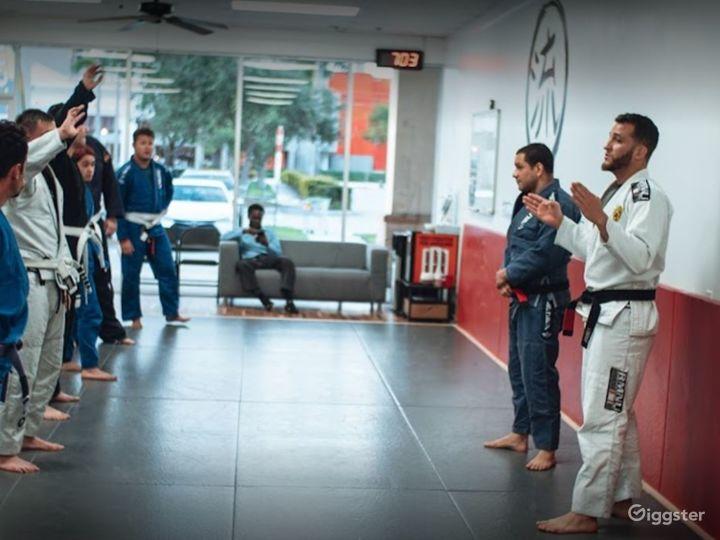 Spacious Jiu-Jitsu Studio Photo 5