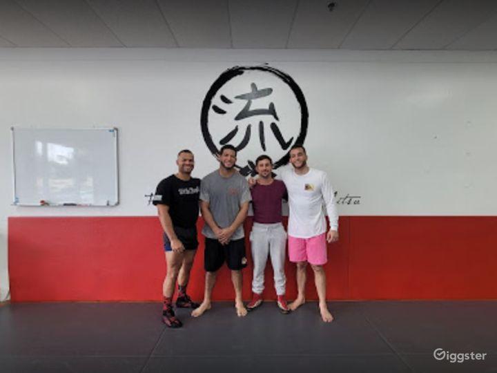 Spacious Jiu-Jitsu Studio Photo 4