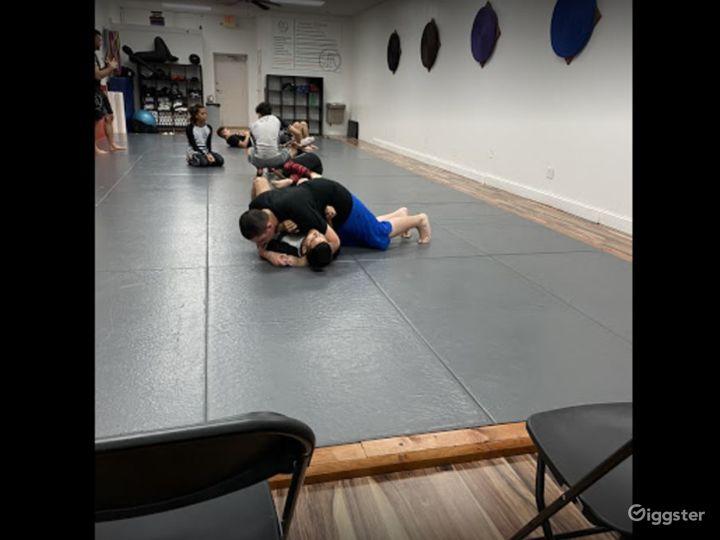 Spacious Jiu-Jitsu Studio Photo 3