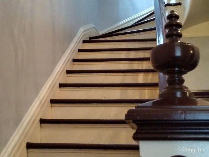 Stairs daylight