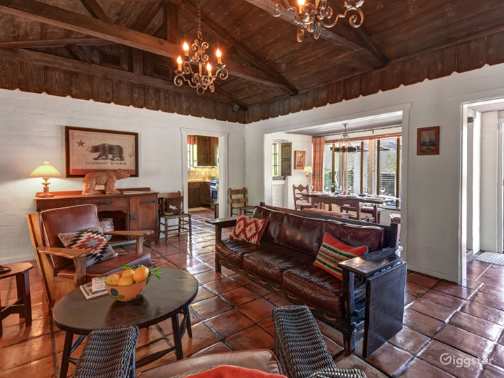 Authentic Spanish Mediterranean Oasis Home Photo 5