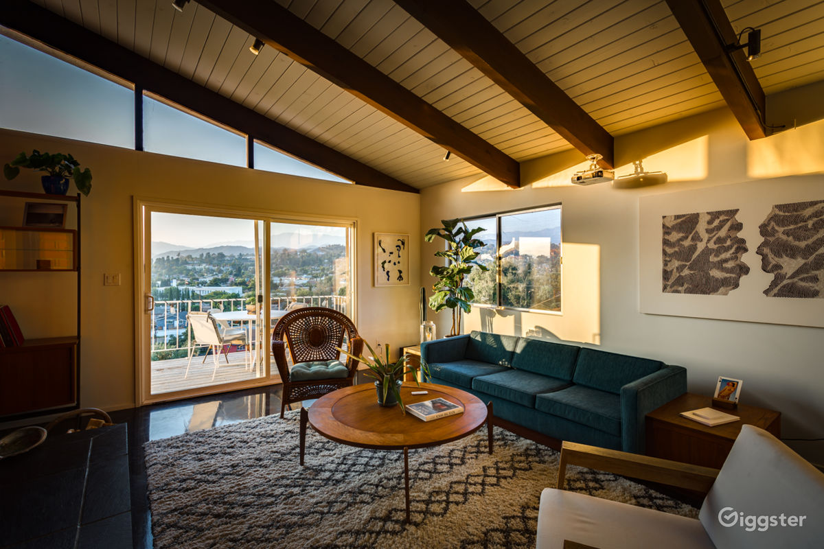 Superior Rent The Apartment, Loft Or Penthouse(residential) Mid Century Modern Gem  With