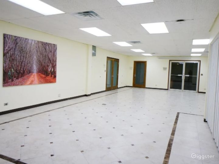 State of the Art & Fully Function Center Hall Event Space  Photo 2
